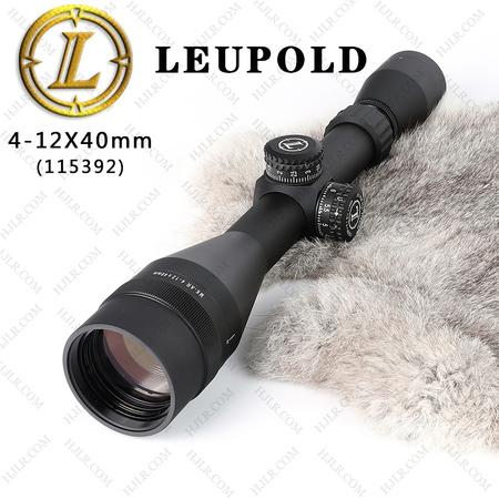刘坡Leupold Mark4-12X40AO密位点分化115392高精度高抗震瞄准镜