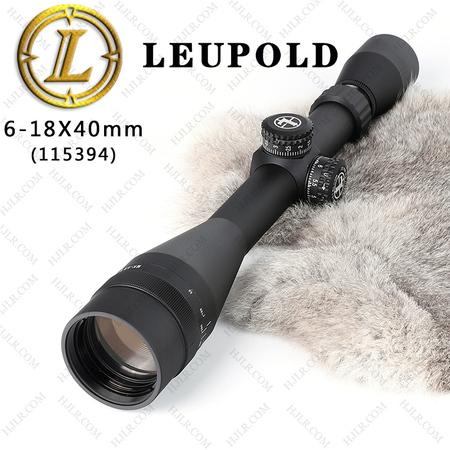 刘坡Leupold Mark6-18X40AO密位分化115394强抗震进口瞄准镜